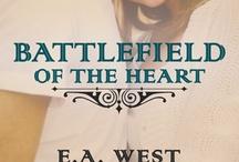 My Inspirational Romances / Inspirational romances written by E.A. West