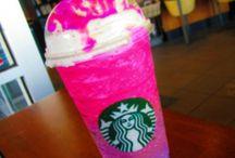 Galaxy Starbucks Frapp!