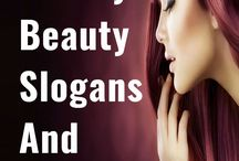 Beauty Slogans And Sayings