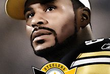 Jerome Bettis... One of my favorites / by kelli kunicki