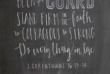 Chalkboards / by Faith Singer (Arthur)