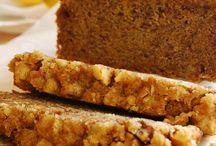 Breakfast/bread recipes