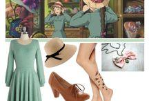 Outfits de animes :3