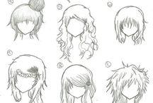 Peinados / Peinados originales e interesantes