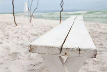 La mer, la plage,...Le bonheur ! / by Delphine Perpete Sarica