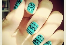 Nails / Different nail designs