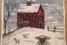 rug hooking / by Diane Farrell Laporte Rehacek