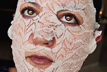 Dermovia- Lace Your Face Mask / Dermovia-one of a kind LACE face mask!  Formulated with only the best! Calming Chamomile, Hydrating Rose Water, Smoothing Peptides, & Brightening Bearberry! Lifts, firms and tightens while hydrating your skin. Www.dermovia.com