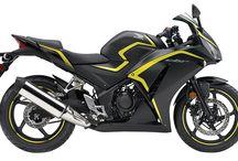 Honda motorcycles / Getting the bike I really want