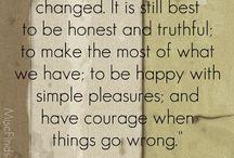 words / by Arletta Talton