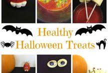 Halloween Treats and Activities