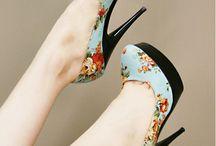 shoe freakazoid / by Bridget Bange