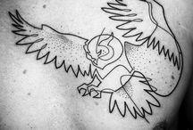 Tattoo practise