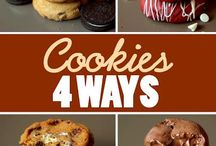 Recipes- cookies