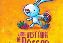 livro e filme Pascoa