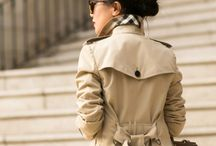 Fashion - Trenchcoat