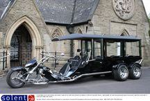 Hearse Choices / Think you have to have a Limo?  Think again!