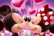 Minnie & Mickey
