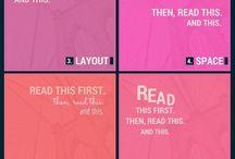 Modern Typography Layout Idea