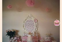 Sweet Table Boudoir