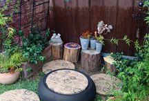 New outdoor ideas