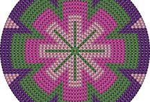Tapestry crochet / Ctochet