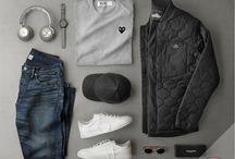 moda masculina para magros