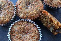 Quinoa/carrot Muffins