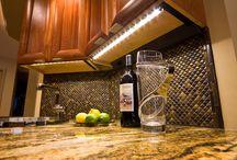 Task Lighting  / Innovative task lighting for kitchen and bath designs