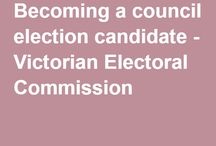 How to become a Councillor....