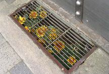 Green Street Art / Guerilla Gardening