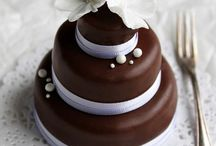 Chocolate Cake / Chocolate Cake