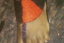Ciabatte artigianali / Dal Kenya tutte fatte a mano