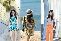 A Mid summer Days Dream / Sumer outfits