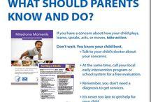 Autism / Resources for parents concerned about or living with children with autism. Parker Pediatrics and Adolescents, Parker, CO. www.parkerpediatrics.com