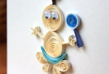 Quilling baby m.m