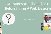 Questions You Should Ask Before Hiring A Web Designer