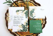 Weddings - Nature Inspiration