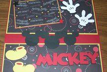 Disney Scrap-it / by Sandy Glick