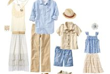 Family pictures what to wear