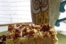 Coconut Pecan Breakfast Bars