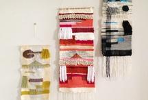 Weaving + Fiber Art / by Kelly Zarb