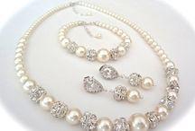 Wedding Jewelry / by Katie Holloway