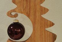 Christmas Tree- wood