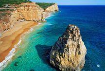 Travel: Algarve - Beaches / Tipps für Strände und besondere Orte an der Felsalgarve / travel tips for beaches and special spots at the Algarve, Portugal