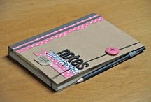 scrapbook - Notebooks