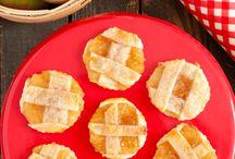 Carmel Apple Pie Cookies