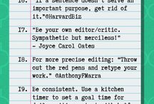 Writing / Az írásról
