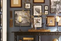Wall ideas / by Katie Parks