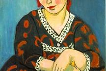 { Artist Study:  Henri Matisse }